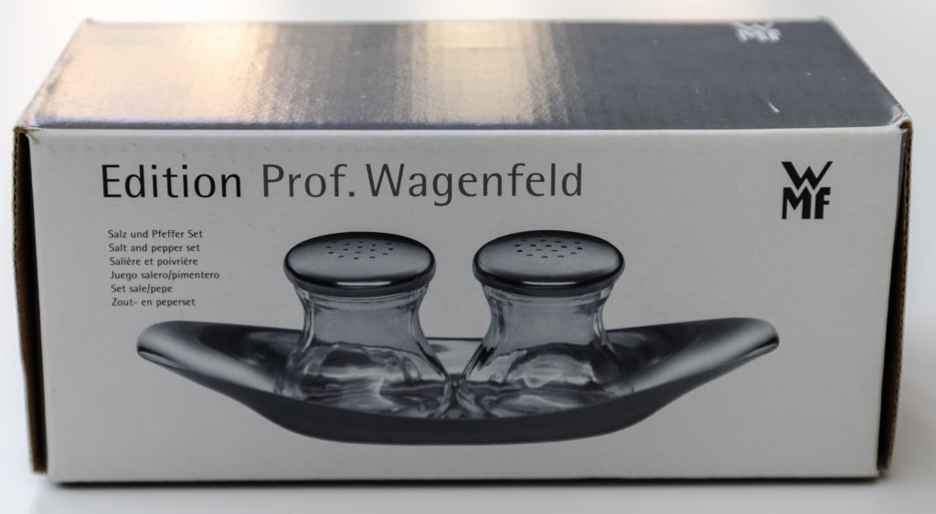 Wagenfeld Max and Moritz Packaging 2019